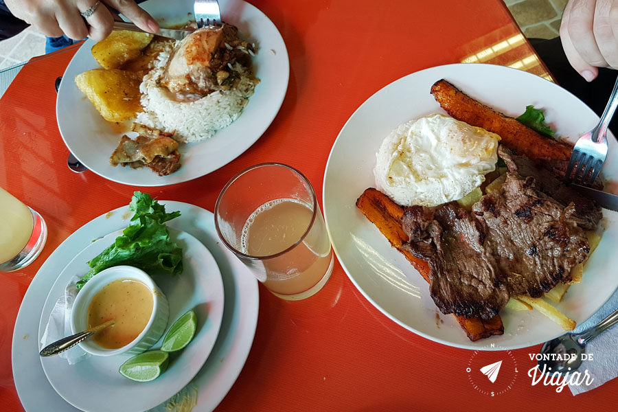 Restaurantes em Miraflores Lima - Rua Enrique Palacios