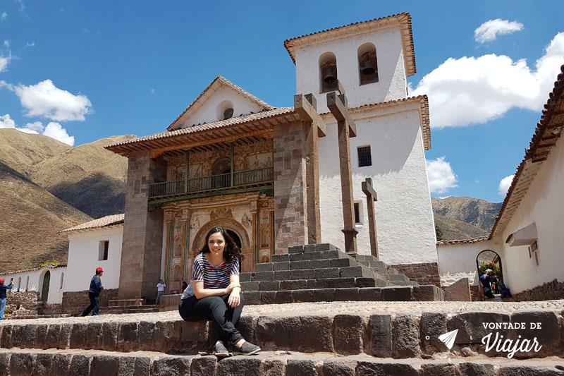 Vale Sul de Cusco Peru - Igreja San Pedro Andahuaylillas