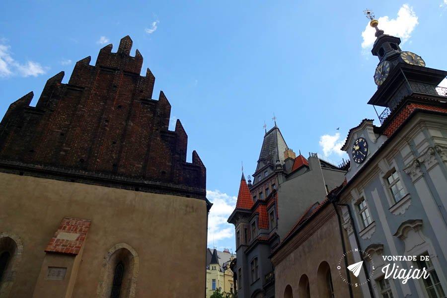 Sinagoga Velha Nova em Praga