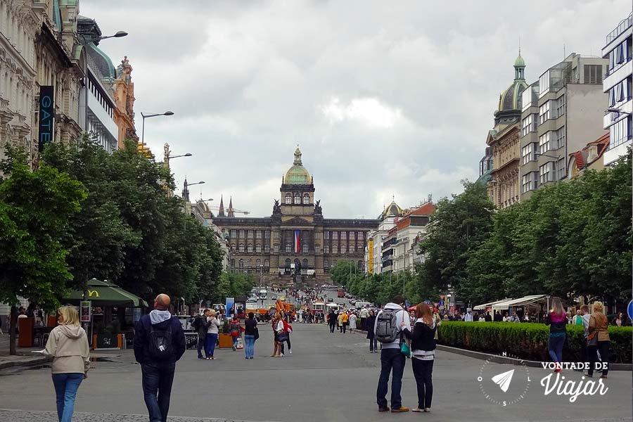 Praga Cidade Nova