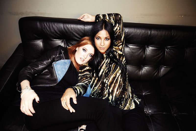 Playlist bandas da Suécia - Icona Pop