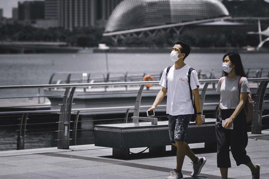 Seguro viagem coronavirus Singapura - Foto Victor He