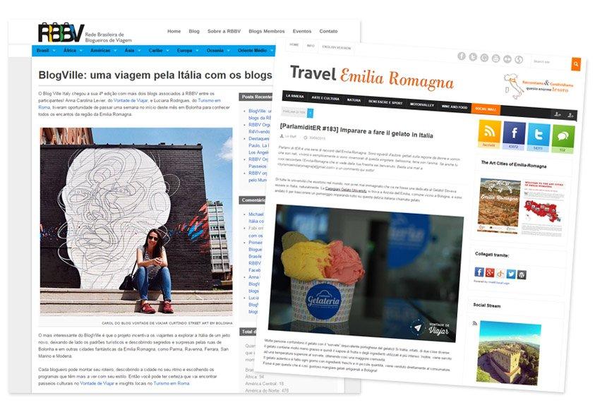 2015 BlogVille Italy RBBV e Emilia Romagna