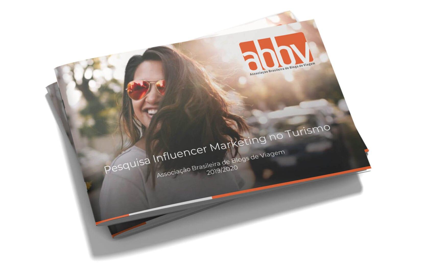 Pesquisa ABBV influencer marketing no Turismo