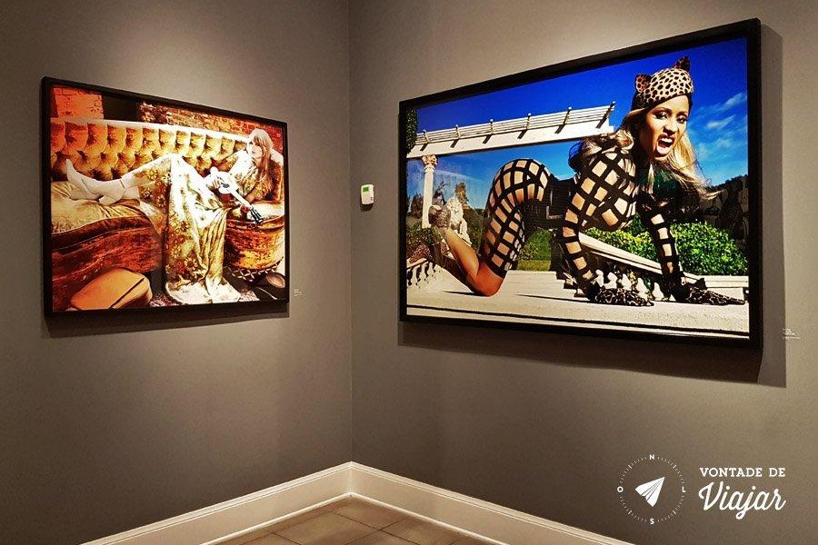 MATE Museu Mario Testino Lima - Artistas da musica pop