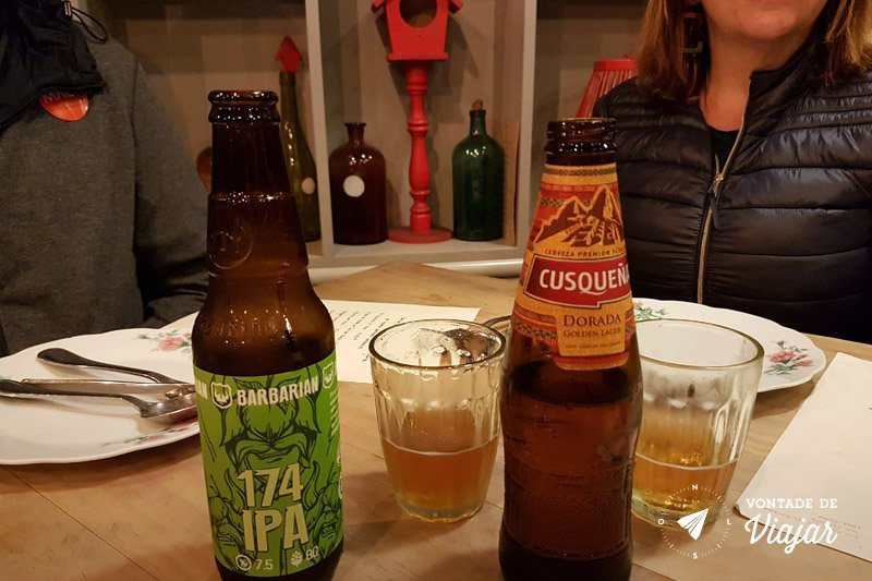 O que fazer em Barranco Lima - restaurante Isolina