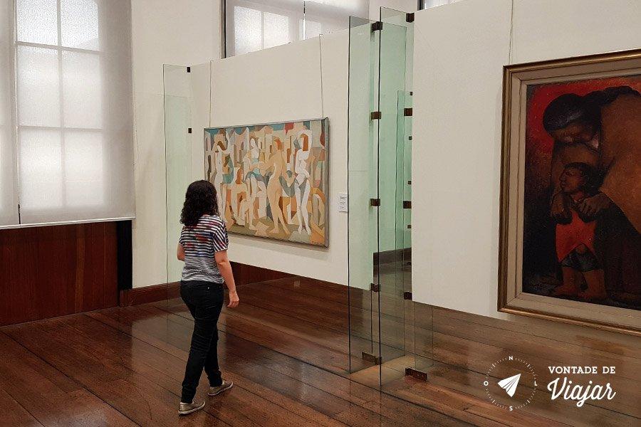 Museus em Lima Peru - Arte moderna peruana no Mucen