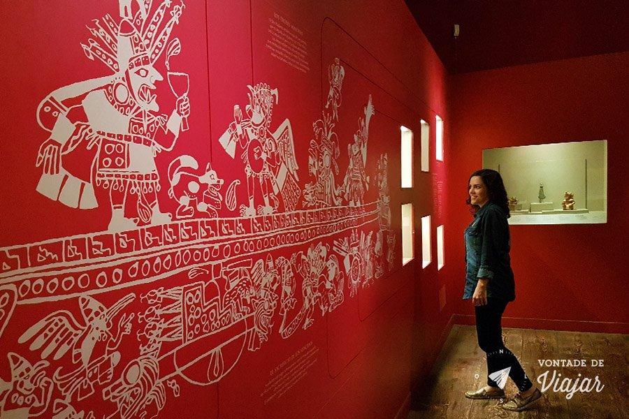 Museus em Lima Peru - Museu Larco