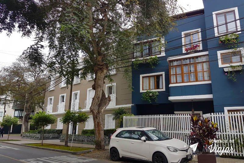 Onde ficar em Lima - Miraflores